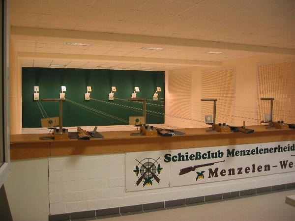 Schießclub Menzelenerheide